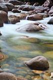 pebbels in creek