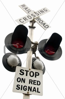 Railroad Crossing Signal