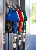 Colorful Fuel Nozzles