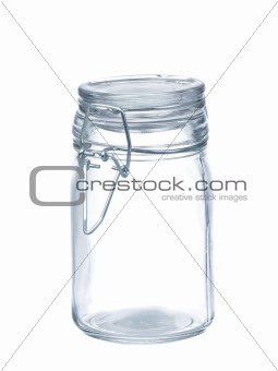 glass jar