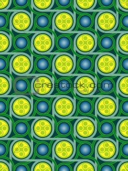 background with celtic a pattern