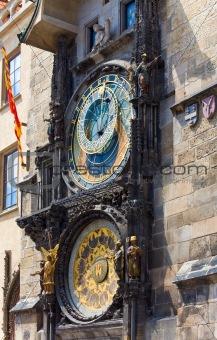 Prague Astronomical Clock  (Prague, Czech Republic)