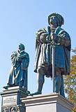 Memorial to Martin Luther