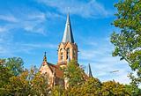 Karlsruhe Church
