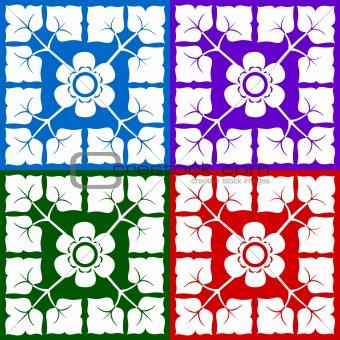 classical floral design