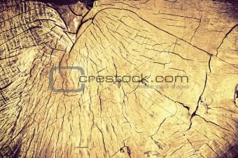 Wooden background in style vintage
