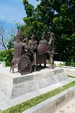 blood compact monument
