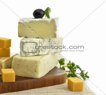 Cheese Assorted
