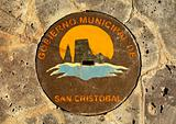 Manhole Cover, San Cristobal