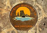 Manhole Cover, San Cristobal