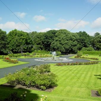 Kilkenny Castle Gardens, County Kilkenny, Ireland
