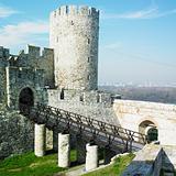fortress Kalemegdan, Belgrade, Serbia