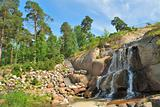 Landscape park Sapokka in Kotka, Finland