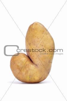 rare potato