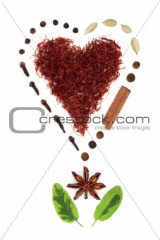 Spices Abstract