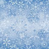 Christmas snowfall (seamless)