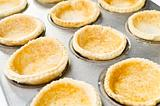 Tarts in Pan