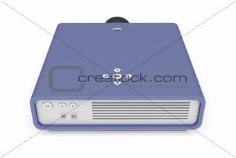 Modern projector