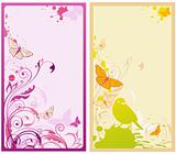vector floral backgrounds