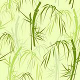 bamboo seamless pattern