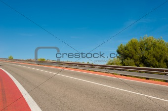 Double crash barrier