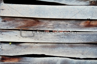 Background of wood planks of old barn.