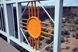 New Mexico symbol - Zia sun