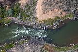 Rio Grande ravine