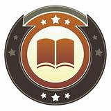 Book or literacy icon