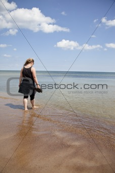 Walking in the Water