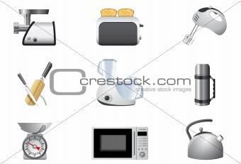 Household appliances | Kitchen part 2