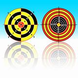 targets for practical pistol shooting