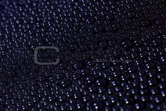 Beautiful drops of water
