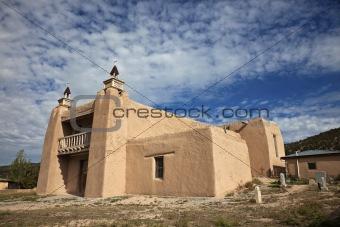 Church in Las Trampas