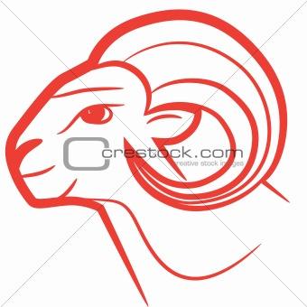 Zodiac sign - Aries