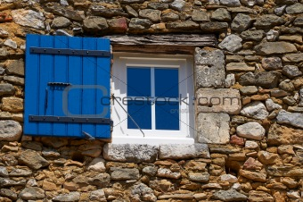 Window in Viviers