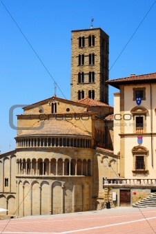 Center Of Arezzo