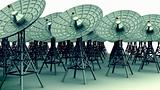 Radio Communication Dishes
