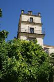 Tower of the  Alcazar in Jerez