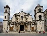 Havana Cathedral: Virgen Maria de la Concepcion Inmaculada. Cuba