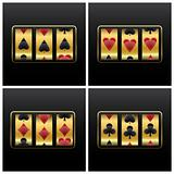 playing cards slot machine