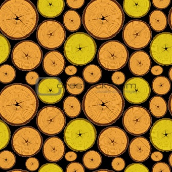 wood seamless pattern