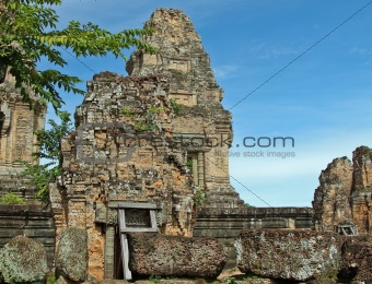 ruins of Angkor Wat
