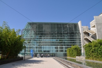 EXHIBITION CENTRE, VALENCIA, SPAIN