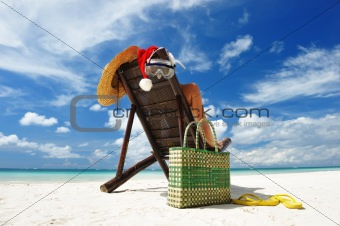 Caribbean Santa