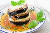 eggplants parmigiana 