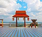 Wat Phra That Doi Kham
