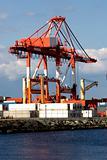 Halifax Shipping Crane