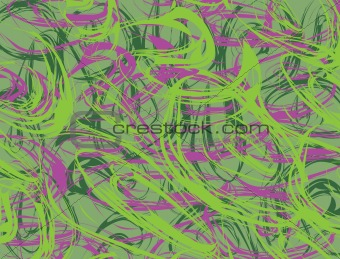 Abstract varicoloured background