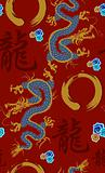 Dragon pattern background